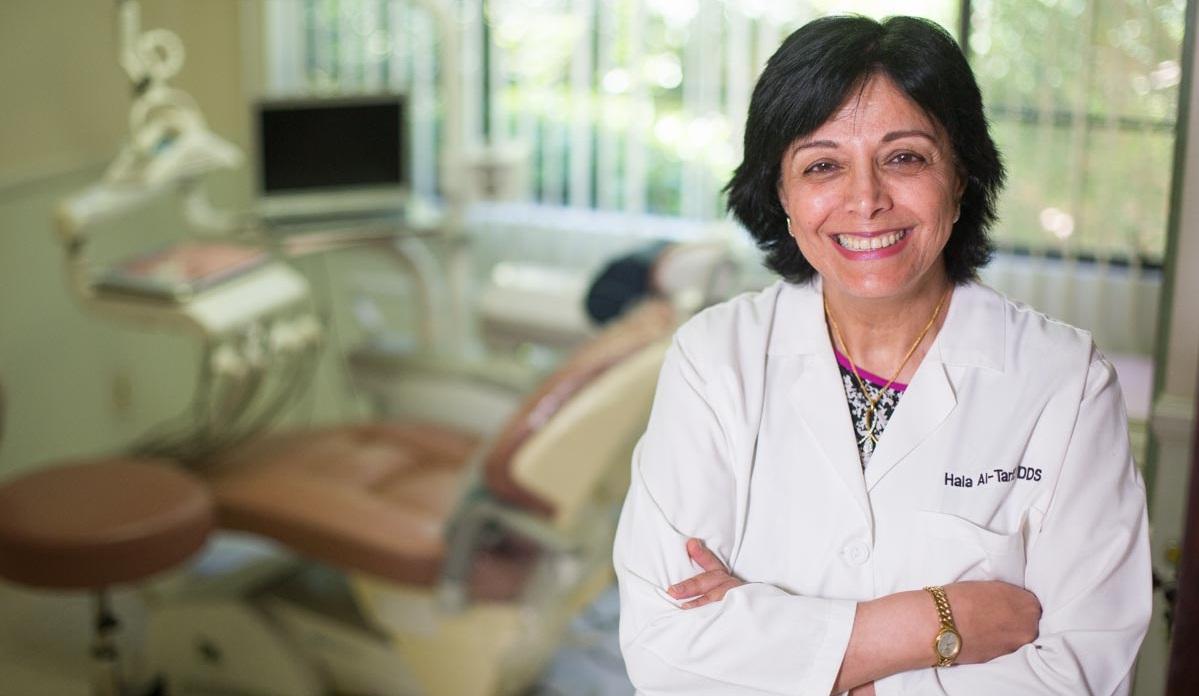 Meet Dr. Hala Tarifi